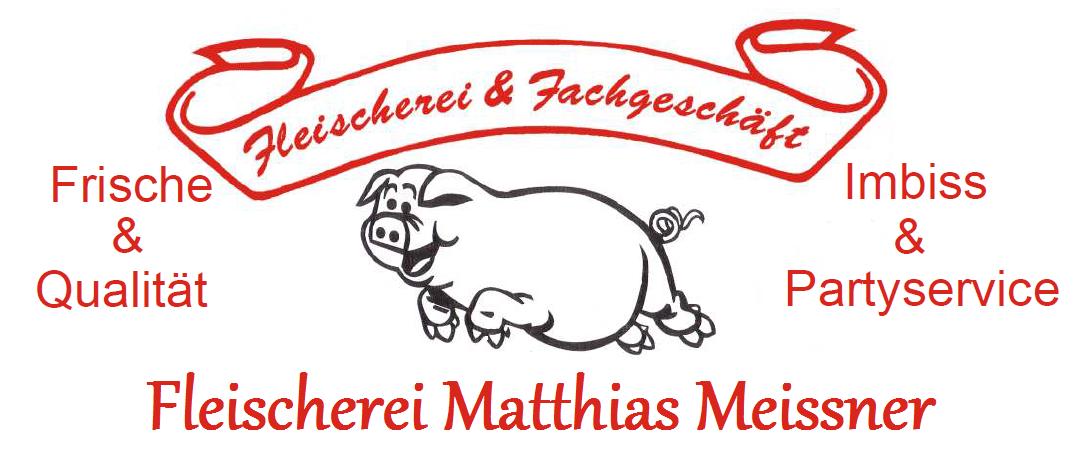 Fleischerei Meissner aus Beelitz Logo